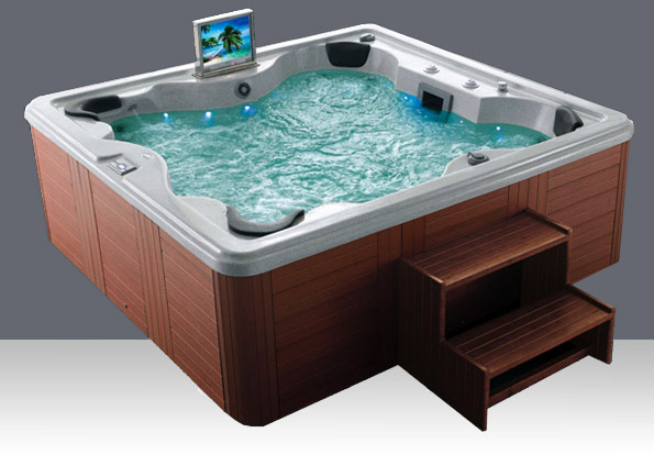 mini piscine minipiscine idromassaggio attrezzature per spa e centri estetici docce design. Black Bedroom Furniture Sets. Home Design Ideas